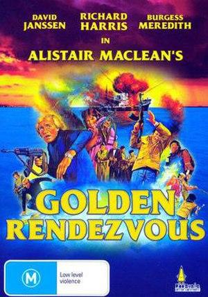 Golden Rendezvous - DVD cover