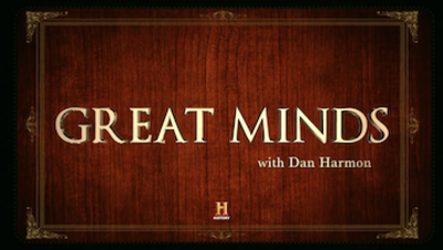 Picture of a TV show: Great Minds With Dan Harmon
