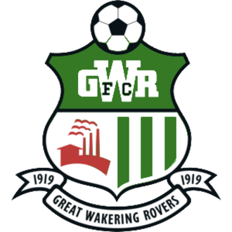 Great Wakering Rovers F.C. - Club badge