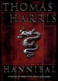<i>Hannibal</i> (Harris novel) 1999 book by Thomas Harris