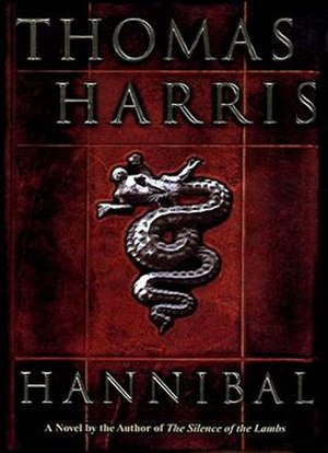 Hannibal (Harris novel) - First edition cover