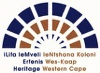 Heritage Western Cape - Image: Heritage Western Caep (HWC) Logo