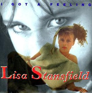 I Got a Feeling - Image: I Got a Feeling by Lisa Stansfield