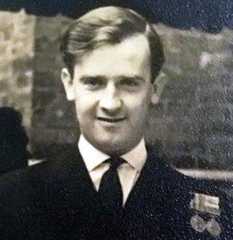 Ian Powe - Ian Powe in 1955