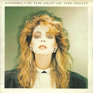 In the Heat of the Night (Sandra song) - Image: In the Heat of the Night (Sandra single) cover art