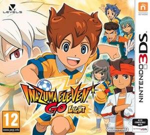 Inazuma Eleven GO (video game) - Image: Inazuma Eleven GO