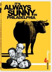 Itu0027s Always Sunny In Philadelphia Season 4 DVD.png