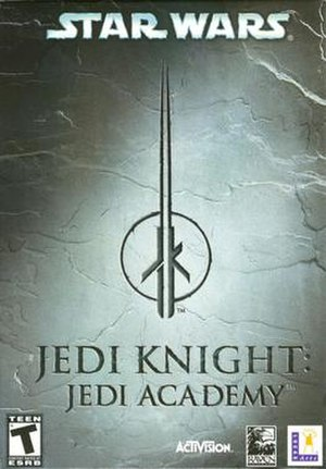 Star Wars Jedi Knight: Jedi Academy - Image: Jabox