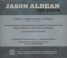 Jason Aldean - The Truth.jpg
