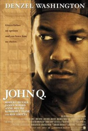 John Q. - Theatrical release poster