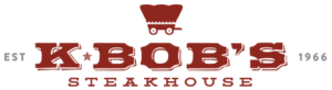 K-Bob's Steakhouse - Image: K Bob's Steakhouse logo