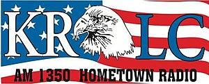 KRLC - Image: KRLC AM1350 logo