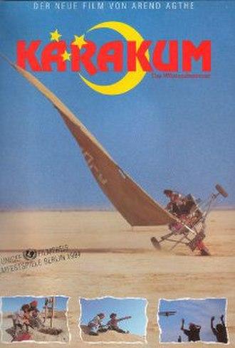 Karakum (film) - Image: Karakum film poster