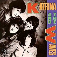 220px-Katrina_&_the_Waves_-_Walking_on_S