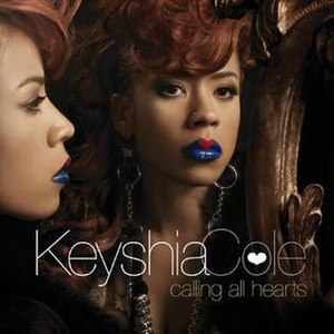 Calling All Hearts - Image: Keyshia Cole – Calling All Hearts
