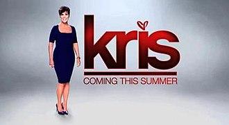 Kris Jenner Show - Image: Kris Jenner talk show