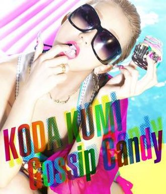 Gossip Candy - Image: Kumi Gossip Candy (CD Only)