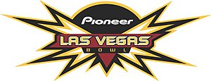 2008 Las Vegas Bowl - Las Vegas Bowl logo