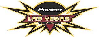2007 Las Vegas Bowl annual NCAA football game