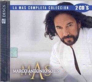 La Más Completa Colección (Marco Antonio Solís album) - Image: La Más Completa Coleccion cover