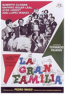 La gran familia movie