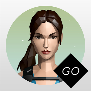Lara Croft Go - Image: Lara croft go logo
