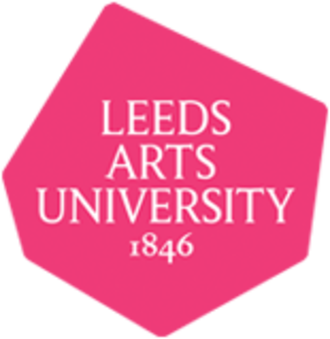 Leeds Arts University - The University's logo