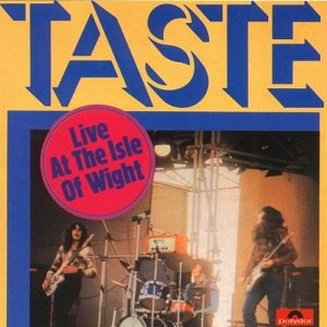 Live at the Isle of Wight (Taste album) - Image: Live at the Isle of Wight (Taste album)