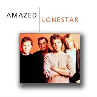 Amazed - Image: Lonestar Amazed (alternate)