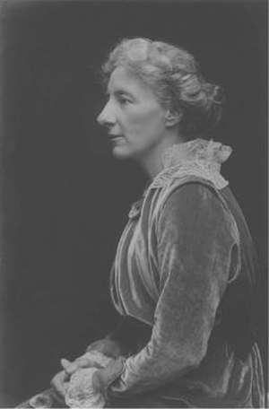 Lucy Deane Streatfeild - Lucy Deane Streatfeild photographed in 1918 on being appointed CBE