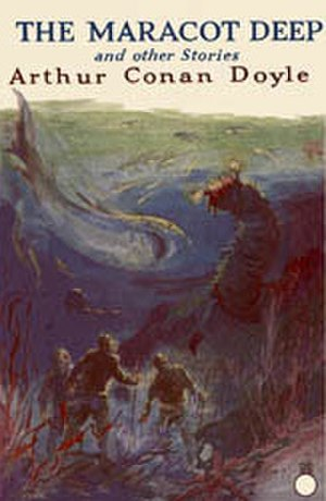 The Maracot Deep - Cover of the first edition of The Maracot Deep