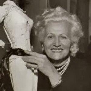 Marie-Louise Bruyère - Marie-Louise Bruyère in 1950