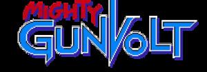 Mighty Gunvolt - Image: Mighty Gunvolt Logo