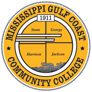 Mississippi Gulf Coast Community College - Image: Mississippi Gulf Coast Community College Seal