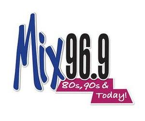 KMXP - Image: Mix 969logo