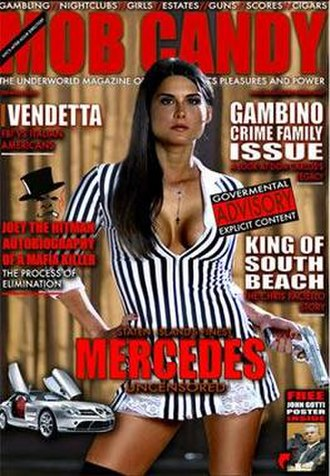 Mob Candy - First issue, July 2007