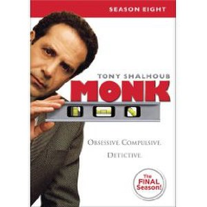 Monk (season 8) - Image: Monk Season Eight DVD