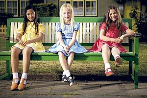 Mr. Nobody (film) - Nemo's possible future wives: Jeanne, Elise, and Anna