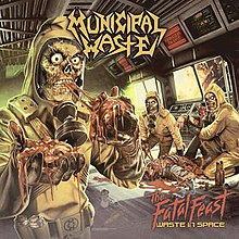 Municipal Waste - The Fatal Feast album cover.jpg