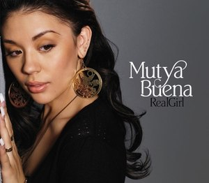 Real Girl (song) - Image: Mutya buena real girl cd 2
