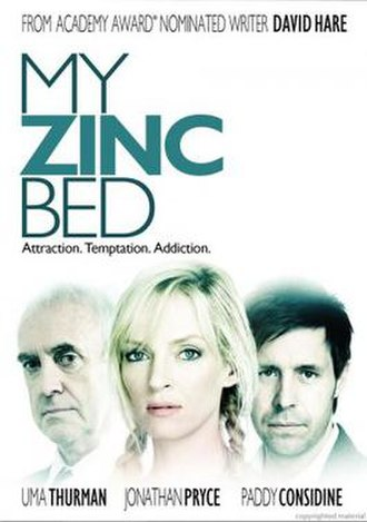 My Zinc Bed (film) - Image: My Zinc Bed Film Poster