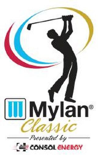 Mylan Classic - Image: Mylan logo