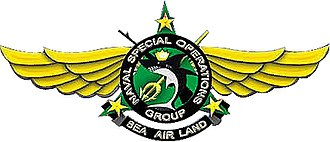 Naval Special Operations Group - SWAG Patch