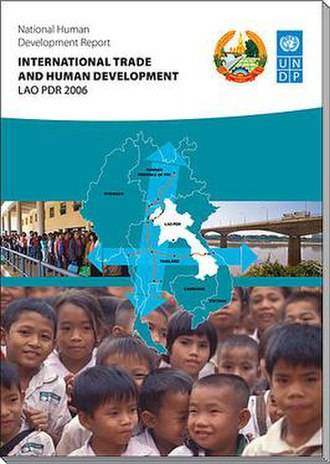 National Human Development Report - The 2006 NHDR for Lao