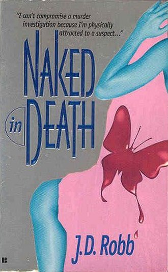 Naked in Death - Cover of Naked in Death