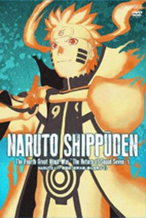 Naruto: Shippuden (season 17) - Image: Naruto Shippuden season 17 DVD
