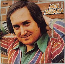 The West German RCA International release of the Solitaire album, simply retitled Neil Sedaka