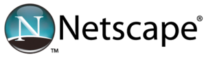 Netscape - Netscape logo 2005–2007, still used in some portals