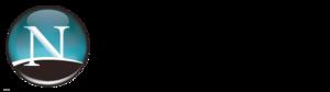Netscape - Netscape logo 2005–2007, still used in some portals