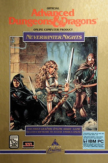 <i>Neverwinter Nights</i> (1991 video game) 1991 role-playing video game